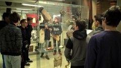 Visite au musée de la Grande Guerre de Meaux